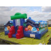 Wholesale Mini Inflatable Amusement Park / Inflatable Castle with Full Digital Printing from china suppliers
