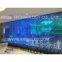 Wholesale Full Color Transparent LED Display H3.91mm V7.81mm,AEISELED, Glass Window Led Displays p3. from china suppliers