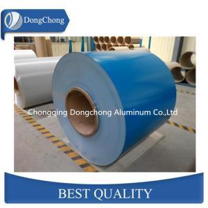 High Tensile Strength Aluminium Coil Strip A5052 H32 For Rolling Shutter Door