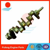 Wholesale excavator diesel engine crankshaft, CNC S4F crankshaft for Kato excavator HD250SE HD250 from china suppliers