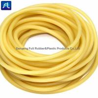 Wholesale Corrosion Resistance Colored Latex Rubber Tubing , High Performance Soft Medical Tubing from china suppliers