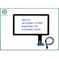 "Wholesale 15.6"" USB Touch Screen 16:9 With ILI2302 Controller For Industrial Touch PCs, Panel PCs from china suppliers"