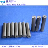 Wholesale Excellent Wear Resistance Preform Boron Carbide Tubes Long B4C Ceramic Nozzle Tube from china suppliers