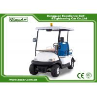 China EXCAR Mini Ambulance Golf Cart For Hospital With 1 Stretcher CE Certification on sale