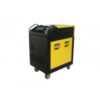 Wholesale Air Cooling Portable 120W Laser Metal Cleaning Machine from china suppliers
