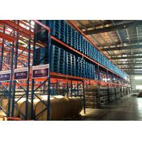 Customized Multiple Levels Steel Storage Rack Systems For Warehouse / Workshop