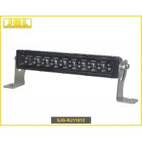 Best Great White 4D CREE Single Row Led Light Bar For Off Road Trucks wholesale