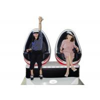 Wholesale Double Seats  9D VR Simulator With Deepoon E3 3D Glasses Customized Colour from china suppliers