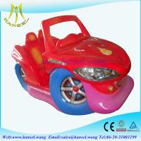 Best Hansel 2015 high quality fiber glass coin operated kids party equipment wholesale