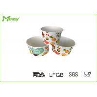 Wholesale 10oz / 5oz Various Sizes Ice Cream Paper Cups For dessert , multiple color from china suppliers