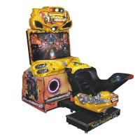 "Wholesale 2 FF Super Bike Arcade Machine , 350W 42 "" LCD Video Game Coin Machines from china suppliers"