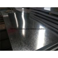 Quality 4X8 Galvanised Steel Coil / Flat Galvanized Sheet Metal Wall Panels for sale