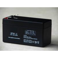 Wholesale 12v 1.2ah 6FM1.2 public Security fire safety Alarm System Battery Replacement from china suppliers