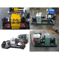 Wholesale China Powered Winches, best factory Cable Winch,ENGINE WINCH from china suppliers