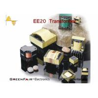 China TDG Core Power Isolation Transformer , Horizontal EE30 33 High Frequency Power Transformer on sale