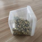 China PP-500  Square Plastic Storage Bins ,food gradeSquare Plastic Storage Bins for sale