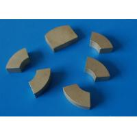 Buy cheap 30MGOe Samarium Cobalt Magnet / Sintered Fan Magnet For Rotors from wholesalers