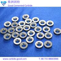 Wholesale Tungsten carbide valve seat tools for mud pump&valve ball and valve seat cemented carbide ball valve seat ring from china suppliers