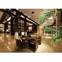 Wholesale High End Commercial Lounge Furniture , Economic Office Reception Hotel Lounge Furniture from china suppliers