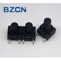 IP 67 Waterproof Sealed Tactile Switch , 6.2 Mm Momentary Tactile Switch for sale