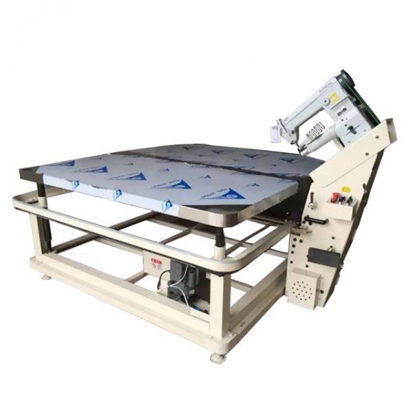 Quality Lock Stitch Mattress Tape Edge Sewing Machine High Precision Run Smooth for sale