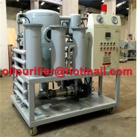 Wholesale transformer oil filtration plant manufacturers, China Vacuum Oil Purifier, oil cleaner, insulation oil recycling system from china suppliers