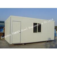 Buy cheap 20 Ft Finely Decorated Modern Luxury Prefab Container House Complete Set Of from wholesalers