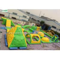 Wholesale Lead Free PVC Tarpaulin Inflatable Water Toys Digital Printing For Kids / Adults from china suppliers