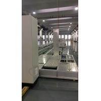 ISO9001 Switch Gear Production Line Bearing Surface 1.2m×1.9m Busbar Bending Machine for sale