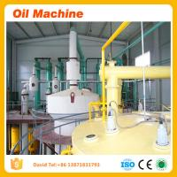 Wholesale cottonseeds oil extracting cottonseeds oil screw pressing cottonseeds oil refinery line from china suppliers
