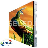 Wholesale P1.26mm, P1.56mm, P1.66mm, P1.92mm  Indoor ultra-HD front service access led display board from china suppliers