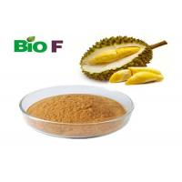 China Food Grade Crystal Durian Extract Powder Anticancer Rich Vitamin Content on sale