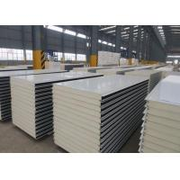 Wholesale PPGI PPGL Foam Sandwich Roof Panels Durable PE SMP PVDF Free Sample Offered from china suppliers