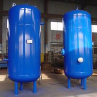 Wholesale 3056 * 1400 8 Bar Air Compressor Tanks , Paintball Air Tank from china suppliers