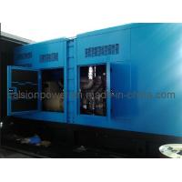 Wholesale 1500rmp 500kVA Canopy Volvo Generator Set from china suppliers