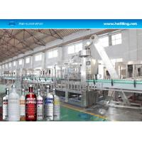 Best 2-in-1 Glass Bottled Wine Filling Sealing Machines Liquid Bottling Filling Machine wholesale