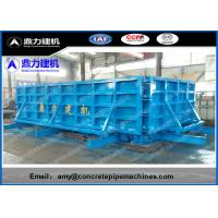 Wholesale Steel Reinforced Box Culvert Moulds Little Environmental Pollution 380V / 50HZ from china suppliers