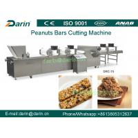Wholesale Oatmeal bar , peanut brittle , grain bar machine for forming and cutting from china suppliers