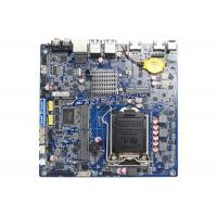 Wholesale LGA1151 Mini Itx Industrial Motherboard For 4K , 4 COM Ports , Dual HDMI 4K Display from china suppliers