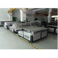 Wholesale Custom Flatbed Wood Digital Printing Machine , 3020 Uv Curable Ink Printer For Glass Acrylic from china suppliers