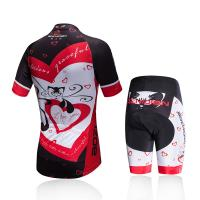 Wholesale Soft Mens Cycling Suit, Custom Sublimated Cycling JerseysMoisture Wicking from china suppliers