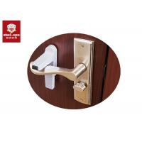 Buy cheap Ebei Eya Small Child Safety Door Locks Handle White Color Prevent Injuries from wholesalers