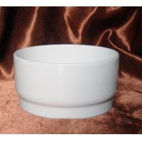 China fine quality  porcelain 5.5 cereal bowl  of stew with homeware decal item for sale