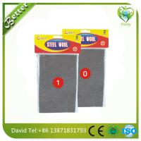 Wholesale steel wool high quality rust clearing pad price from china suppliers
