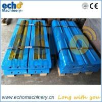 China impact crusher wear parts for Metso LT1007,1213,1315,1520 mobile crusher on sale