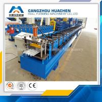 Best Roof Door Wall Panel Roll Forming Machine 25m/Min With CE Certificate wholesale