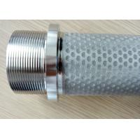Best Dust collector SS sintered cloth filter cartridge filter elements wholesale