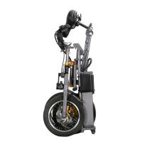 Buy cheap 350w E Bike Lithium Battery Electric Scooter 3 Wheel 14 Inch With LED Light from wholesalers