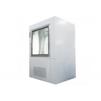Wholesale Pre-Fliter And Hepa Filter Cleanroom Stainless Steel Pass Box With Air Shower Nuzzles from china suppliers