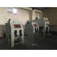 Wholesale Automatic cabinet sandblasting machine / Dry pressure sand blasting cabinet Sandblast machine from china suppliers